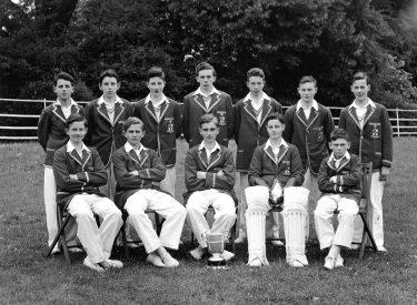 1948 Junior Cup Winners