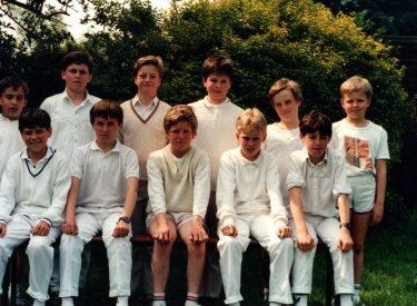 1990 Senior Team