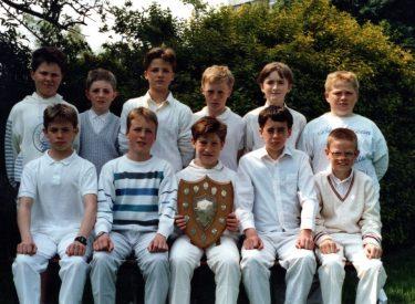 1990 Junior Team