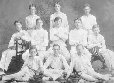 1913 Cricket Team