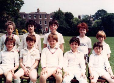1980- Junior Team – Alan Finn, Mat Mc Carthy, Coleman Stephenson