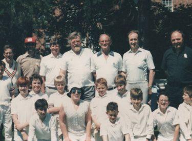 Father\Son festival June 1985