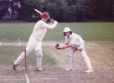 Gerry Cross & P Byrne