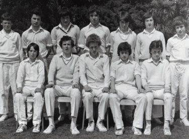 JCT XI 1978