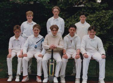 Junior Cricket team