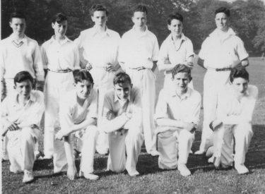 Junior Cup Team 1948