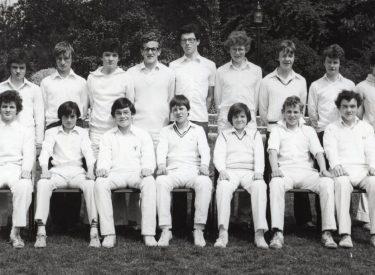 JCT XI 1980
