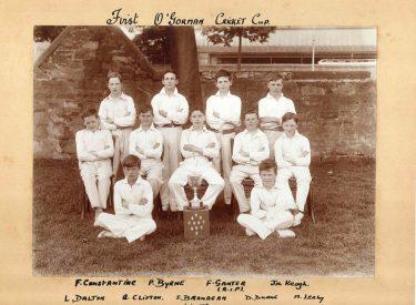 O'Gorman Cup 1929