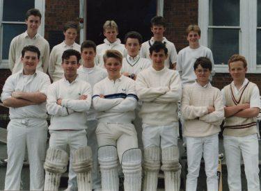 Senior XI 1988