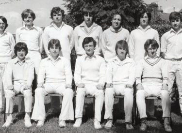 2nd Senior XI 1979