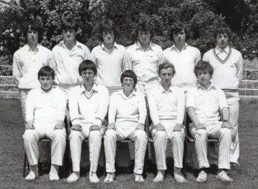Second Senior XI 1980