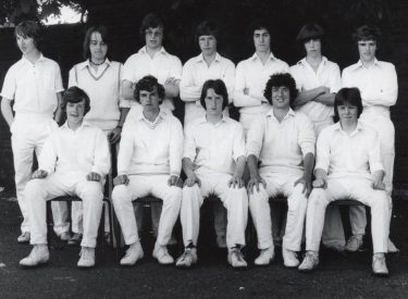 1977 Senior Cricket Finalists