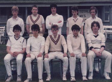 Senior XI 1984