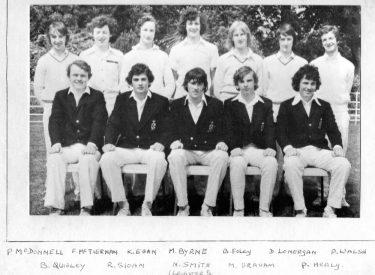 1975 Senior XI