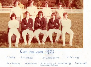 1976 Cup Finalists