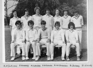1978 Senior XI