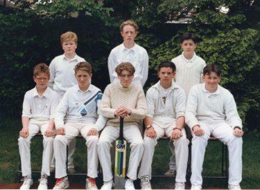1991 Junior XI