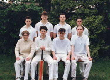1991 Senior XI
